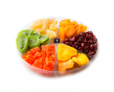 Dry Fruit Gift Tray