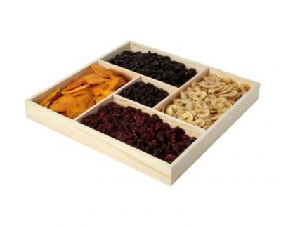 Deluxe Organic Fruit Gift Tray