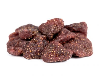 Organic Dried Strawberries