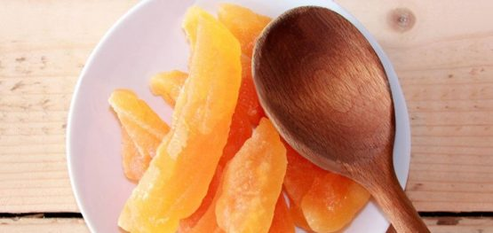 Dried Melon